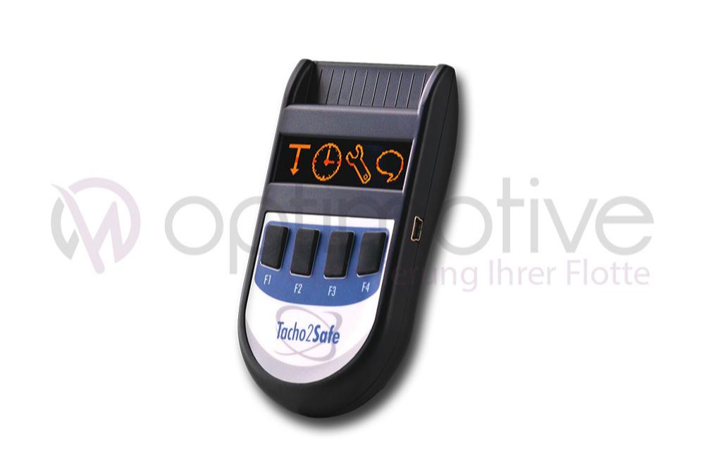 Tacho2Safe - Tacho Auslesegerät inkl. Software