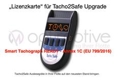 Tacho2Safe Update - Smart Tachograph READY - Upgrade