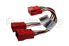 Tachograph Y-Kabel C, rot